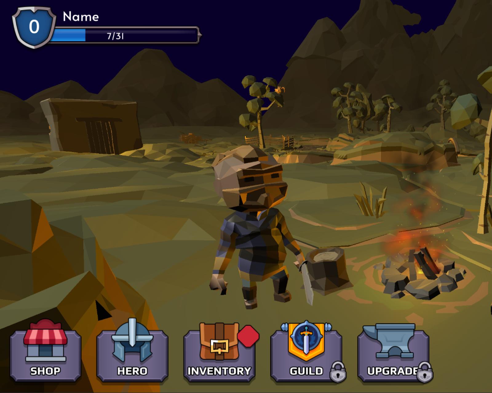 Clicker Kings Mobile Game Development